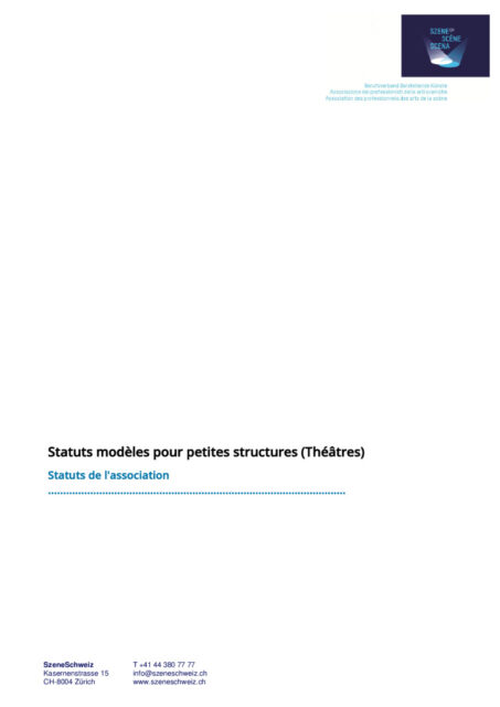 thumbnail of FR Musterstatuten_Kleintheater SzeneCH 2021