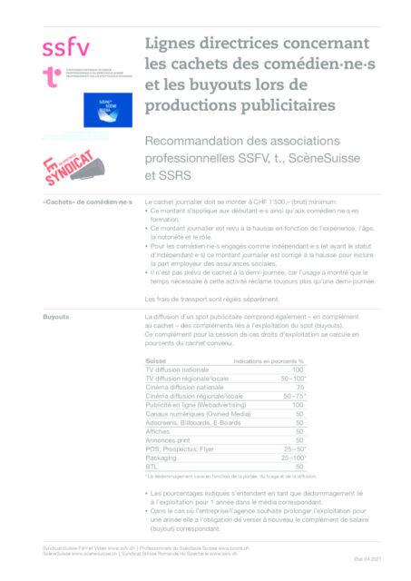 thumbnail of FR Richtlinien_Gagen_Buyouts_SzeneCH 2021pdf