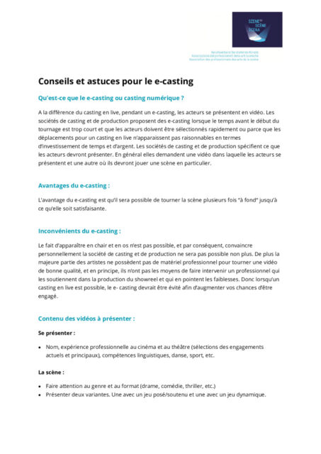 thumbnail of FR_Merkblatt E-Casting SzeneCH 2021