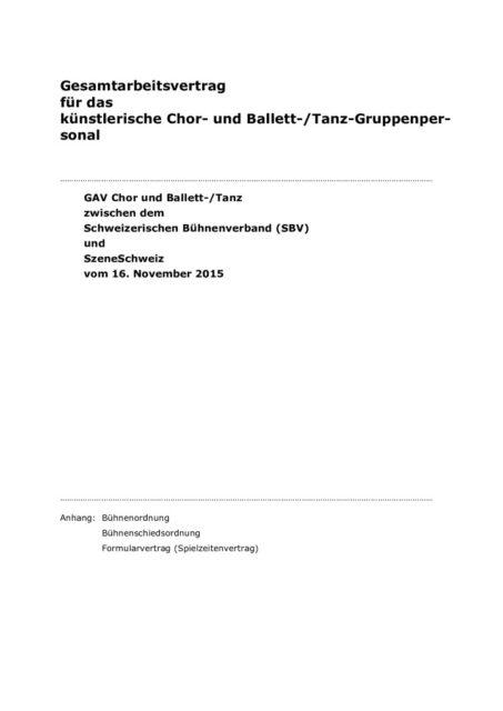 thumbnail of GAV GRUPPEN 16.11.2015 SzeneCH